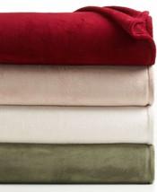 Berkshire Twin SoSoft Blanket Cuban Sand - $45.49