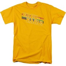 Mork & Mindy Nanu Nanu T-shirt retro 70s classic tv Robin Williams gold CBS1078 image 2