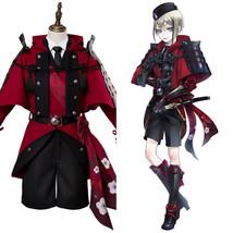 Token Touken Ranbu Hyuuga Hyuga Masamune COSplay Costume Suit Battle - $129.00+