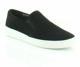 MICHAEL Michael Kors Keaton Slip On Black Suede, Size 9.5 M - $75.23