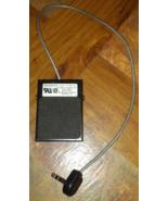 Treadlite II T-91-S Linemaster Switch Corporation Foot Switch Interface - $15.00