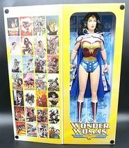 "Wonder Woman 18"" Big-Figs Volume 6 2017 Classic DC Universe Jakks Pacific  - $59.39"