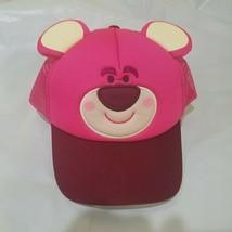 Disney Parks Toy Story Lots 'O Lovin' Bear Lotso Baseball adult hat NWT - $28.70