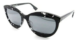 Christian Dior Sunglasses Dior Mania 2 AB8T4 57-16-150 Havana Grey/Silver Mirror - $131.32