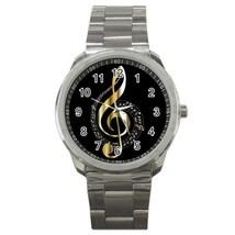 Sport Metal Unisex Watch Highest Quality Key Sol - $23.99