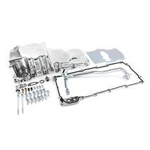 A-Team Performance LS Aluminum Rear Sump Low-Profile Retro-Fit Oil Pan Compatibl