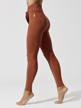 Women Ursa Legging in Terracotta, Free People Movement image 4