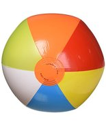 Inflatable Beach Balls - 12in (Each) - Party Supplies by Fun Express - $14.69