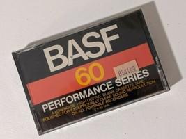 BASF Performance Serie 60 2 x 30 Casete Eeuu Sellado Nuevo - $16.56