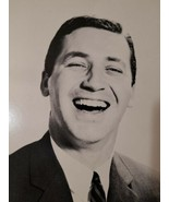 VINTAGE RETRO SURPRISED HAPPY DAD MAN LARGE STOCK PHOTO ON CARDSTOCK 8.5... - $14.99