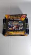 Redakai Conquer The Kairu Tin Box With 43 Cards & Card Holders 6+ Boys A... - $19.80