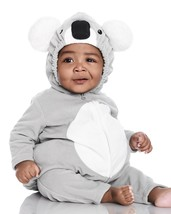 NEW NWT Carters Koala Halloween Costume Boy or Girl 12 18 or 24 Month - $28.99