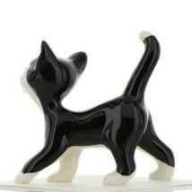 Hagen Renaker Cat Black and White Tuxedo Papa Ceramic Figurine image 5