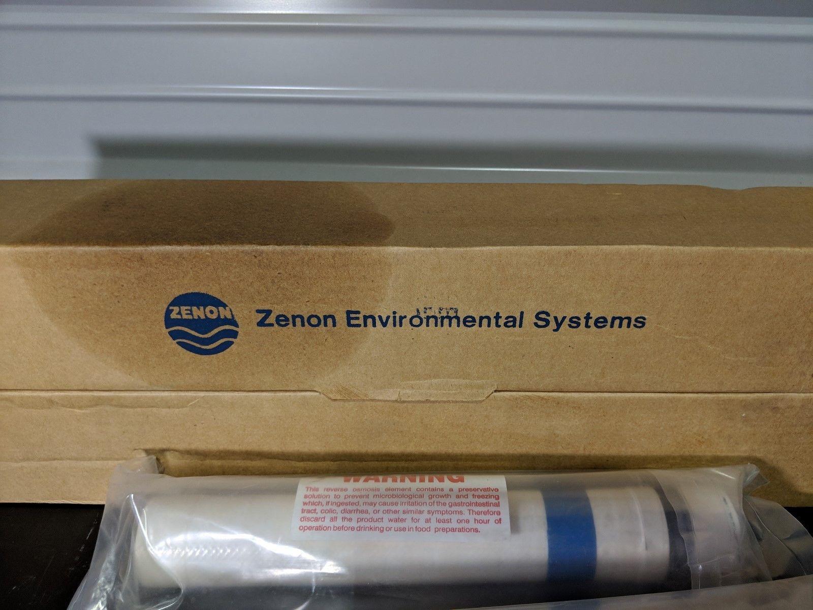 Zenon Environmental Systems EW2012T Reverse Osmosis Filter Element 2-Pack