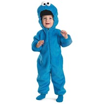 Cookie Monster Costume Toddler and Baby Sesame Street Halloween - $28.70