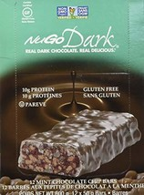 NUGO, Bar Box Dark Mint Chocolate Chip 12 Count, 1.76 Ounce - $48.88