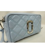 The Marc Jacobs M0015419 SoftShot 31 Quilted Leather Shoulder/Crossbody ... - $349.00