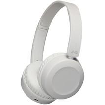 JVC HAS31BTH Foldable Bluetooth On-Ear Headphones (Warm Gray) - $83.82