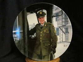 HOMECOMING - ARMY collector plate ELVIS PRESLEY Legend #4 Bruce Emmett - $55.00
