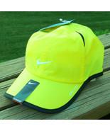NEW! Nike Unisex Feather Light Tennis Hat-Volt - $108.78