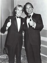 Richard Clayderman / Sid Caesar - professional celebrity photo 1984 - $6.85