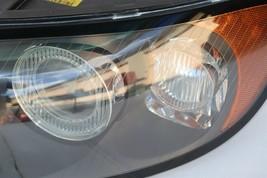 06-10 Volvo C70 Convertible Halogen Headlight Lamp Driver Left LH image 2