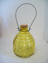 All-Natural Glass Wasp Trap No Chemicals No Pesticides - $12.86