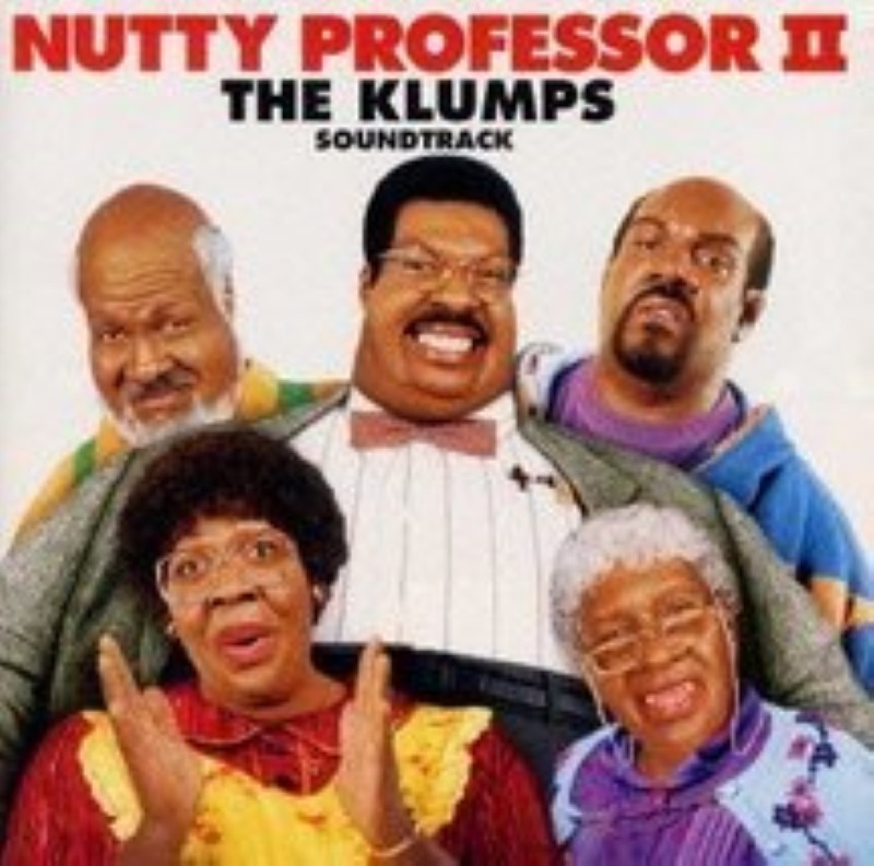 Nutty Professor II: The Klumps Soundtrack by Various Artists Cd