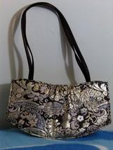 Victoria's Secret Handbag Purse Gold Bronze Dream Angels - $22.27
