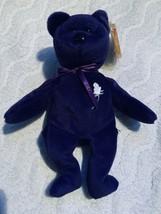 Ty Original Bear Princess Diana 1997 Retired Beanie Baby Rare Errors pls read - $6,435.00