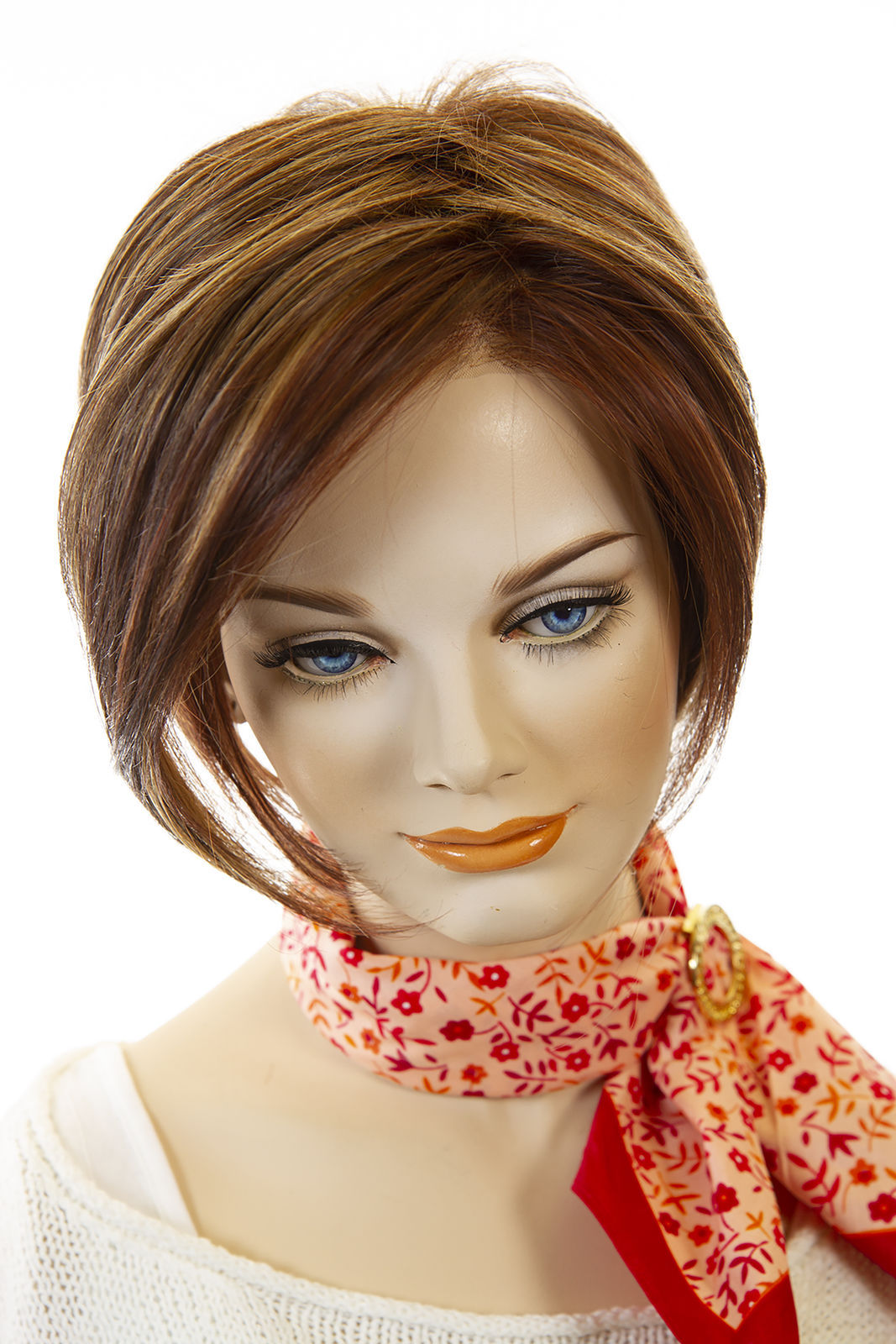 Ignite 32F Medium Short Lace Front Heat Friendly Jon Renau Wavy Curly Wigs - $177.72