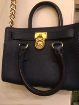 Michael Kors  100% Authentic  Mini Hamilton bag - $125.99