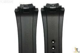 Citizen Eco-Drive BN0095-08A Black Rubber Watch Band Strap BN0095-08E image 5