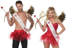 California Costumes Cupid Costume Kit Adult Unisex Valentines Day Costum... - £20.51 GBP