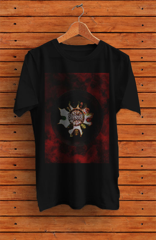 T shirt copy slipknot