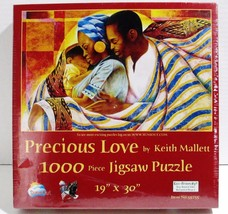 """SunsOut 1000 Piece Jigsaw Puzzle - Precious Love by Keith Mallett - 19"""" ... - $29.48"""