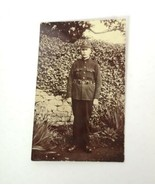 British Policeman Bobby Real Photo Postcard Unposted Vintage - $25.00