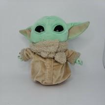 "Star Wars Mandalorian The Child 8"" Plush Baby Yoda Doll MATTEL stuffed d... - $24.74"