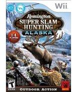 Remington Super Slam Hunting Alaska Wii [Nintendo Wii] - $11.34