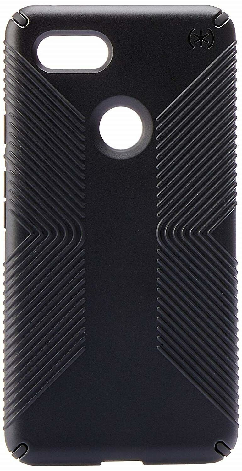 Speck Google Pixel 3 XL Black Presidio Grip Phone Case 116426-1050 NEW