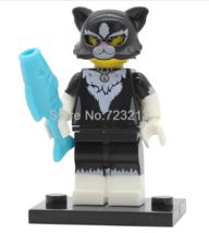 Custom Cat Girl  Lego Fit Minifigure Toys - $6.00