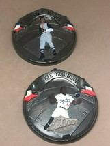 Jackie Robinson & Satchel Paige Hallmark Holiday Ornament 1997 Baseball ... - $8.00