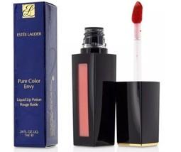 Estee Lauder Pure Color Envy Liquid Lip Potion - #320 Cold Fire 7ml/0.24oz - $14.00