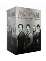 Battlestar galactica the complete series 1 4 dvd thumb200