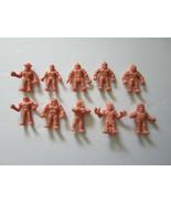 Vintage M.U.S.C.L.E. Flesh Muscle Men Figures Kinnikuman Mattel 1980s PI... - $3.99