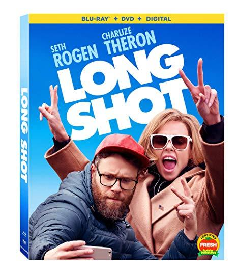 Long Shot (Blu-ray + DVD + Digital)