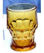 MID CENTURY MODERN 1960'S RETRO--ANCHOR HOCKING GLASS - $6.95