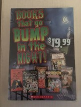 Books That Go Bump In The Night QTY 6 Coming To Age Scholastic Readers Halloween - $11.69