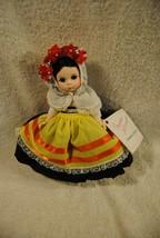 "VTG 8"" Madame Alexander International Collectible Doll ""GREECE"" 565 w/Bo... - $44.99"