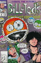 Bill & Ted's Excellent Comic Book #6 VF; Marvel | save on shipping - det... - $9.99